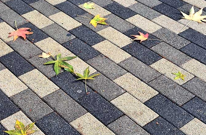 Тротуарная плитка или брусчатка?